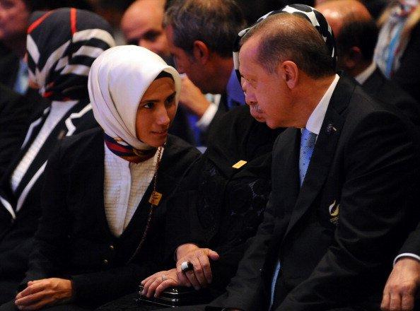 شاهد صور ابنه الرئيس التركي طيب اردوغان ,.,!