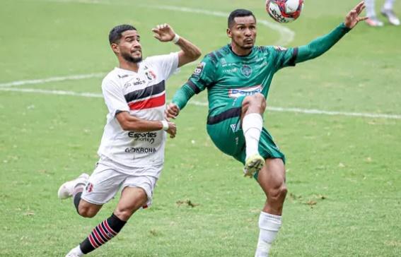 Santa Cruz estreia na Série C perdendo para o Manaus