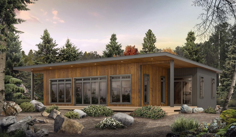 Prefab Homes And Modular Homes In Canada Canada Builds