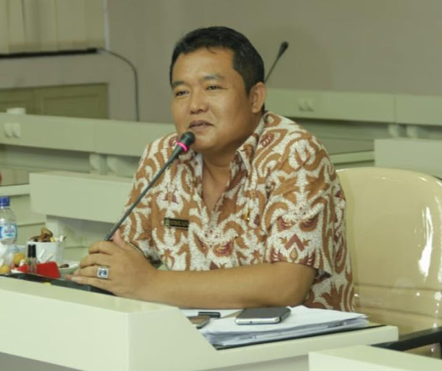Bambang Suryadi Optimis Duduk Di Senayan