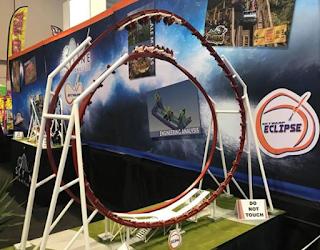 Skyline attractions loop rides.