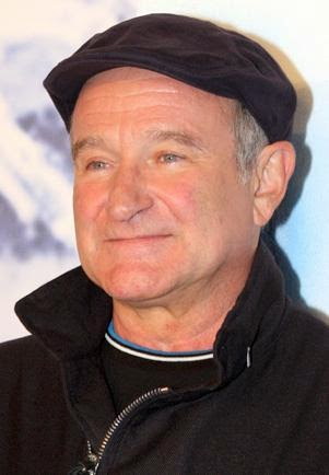 Image: Robin Williams.  Source: http://upload.wikimedia.org/wikipedia/commons/0/05/Robin_Williams_2011a_(2).jpg