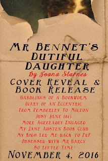 Cover Reveal: Mr Bennet's Dutiful Daughter by Joana Starnes