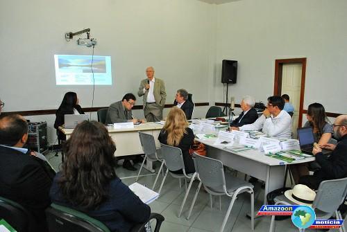 Ufopa assina termo de cooperação técnica com a Bio Tec-Amazônia