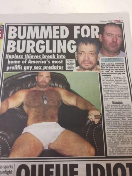 Đột nhập nhầm vào nhà kẻ cuồng dâm, hai tên trộm xui xẻo bị lạm dụng suốt 5 ngày liền