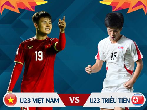 U23 Việt Nam - U23 Triều Tiên: Sự sắp đặt của số phận 1