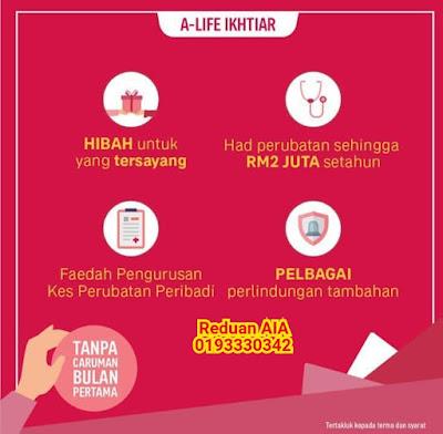 Pelan Hibah dan Medikal Kad 1 Keluarga sehingga RM2 Juta Setahun