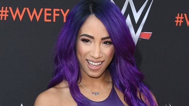Sammy Guevara Suspended by AEW after 'rape' Sasha Banks video clip emerges.