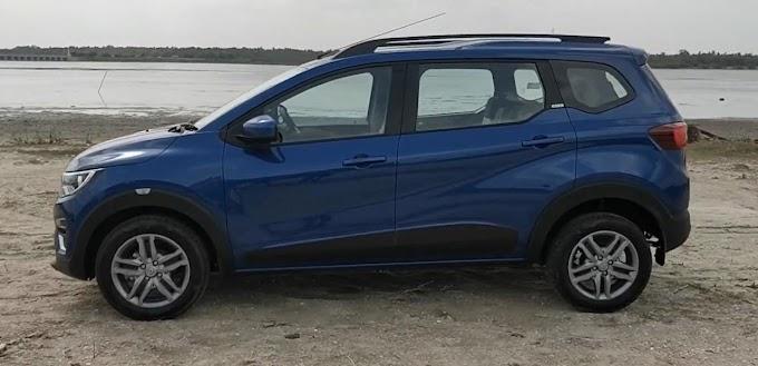 2021 Renault Triber Review - 5.30 लाख रुपये की शुरुआती कीमत पर 7 सीटर कार और पीछे की सीटों में सबसे अधिक जगह