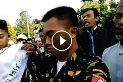 """GP Anshor Garis Lurus Minta Maaf Atas Insiden Perampasan Simbol Islam Oleh OKNUM BANSER """"MERAH di Jawa Timur"""