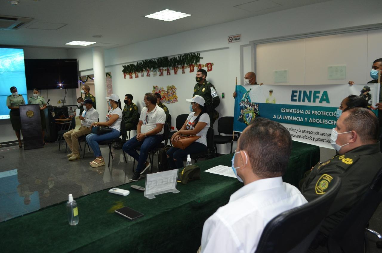 https://www.notasrosas.com/Policía Cesar lanzó Estrategia de Protección a la Infancia y Adolescencia (EINFA)