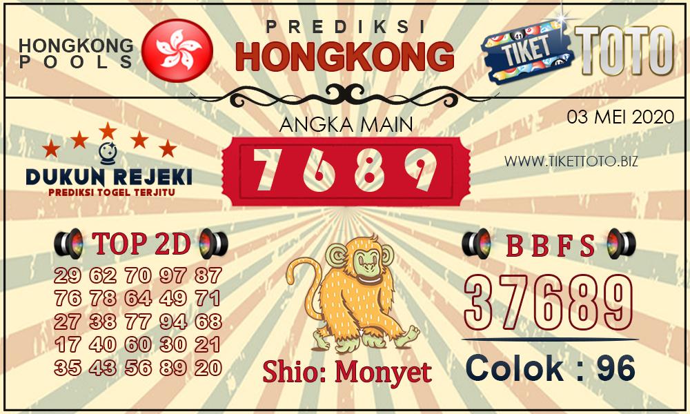 Prediksi Togel HONGKONG TIKETTOTO 03 MEI 2020