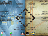 Lomba Bridge Design and Story Telling Competition 2019 di Universitas Atma Jaya Yogyakarta