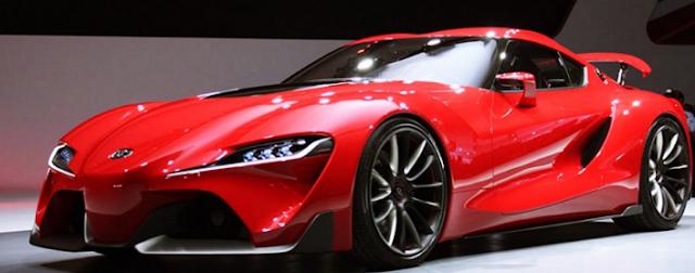 2017 Toyota Supra Price Canada