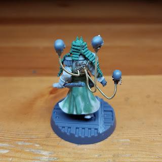 Inq28 grimdark blanchitsu miniature conversion sculpting painting warhammer 40k grimdarkcards