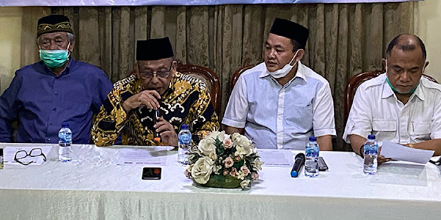 Habib Umar Al Hamid Desak Jokowi Dan DPR Bentuk Tim Usut Peristiwa Penembakan Laskar FPI
