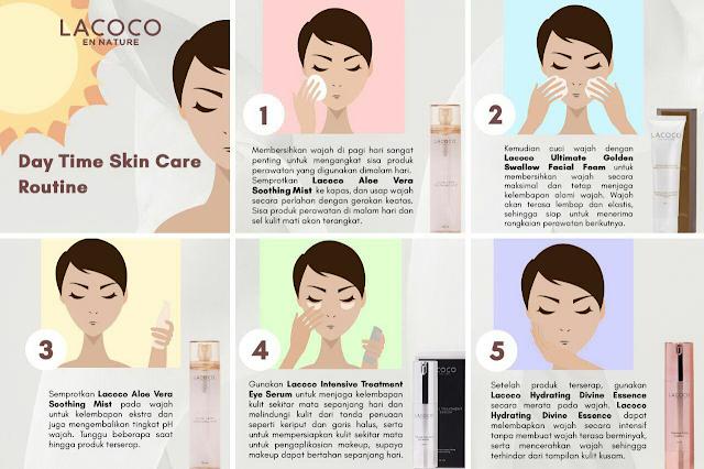 Lacoco Skincare Nasa