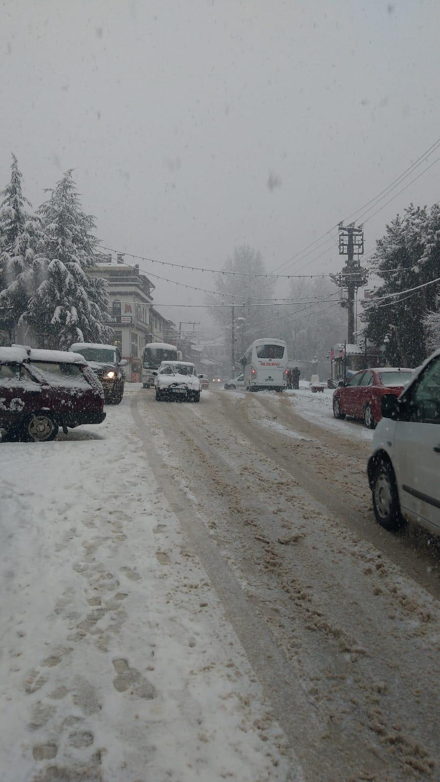 Mudurnu Kar Manzaraları