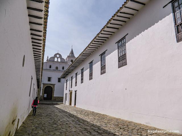 Convento das Carmelitas Descalças de Villa de Leyva, Colômbia