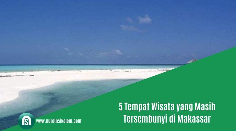 5 Tempat Wisata yang Masih Tersembunyi di Makassar