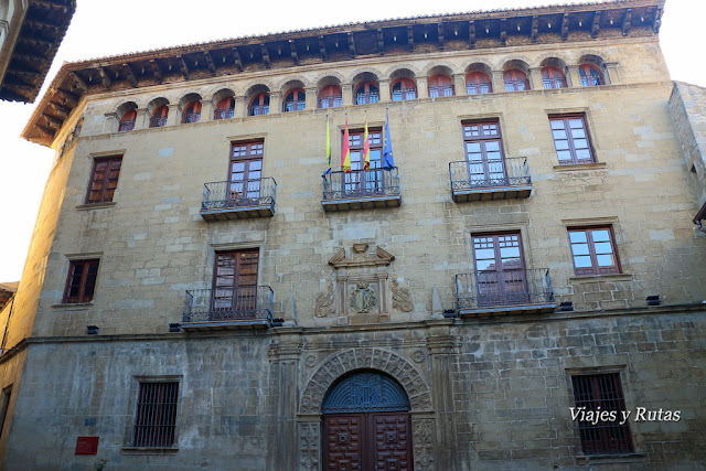 Sos del rey Católico, Casa Consistorial