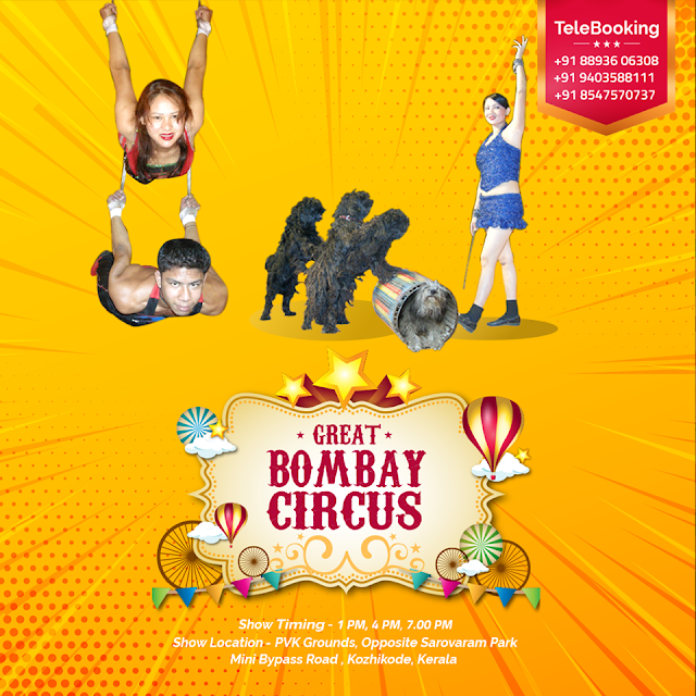 Great Bombay Circus, Kozhikode, Kerala