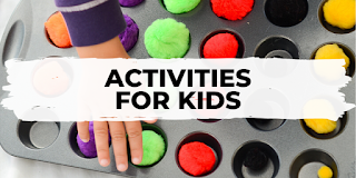 Kids activities & crafts