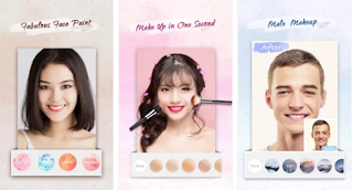 aplikasi make up wajah android