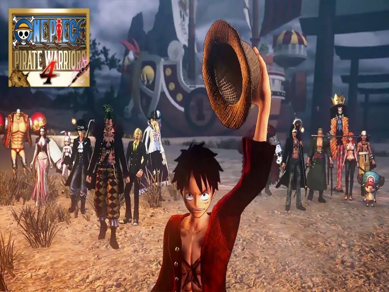 Download One Piece Pirate Warriors 4 Free Full Game For PC
