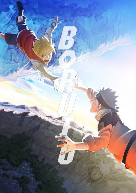 Naruto celebra su 20 aniversario con esta ilustración