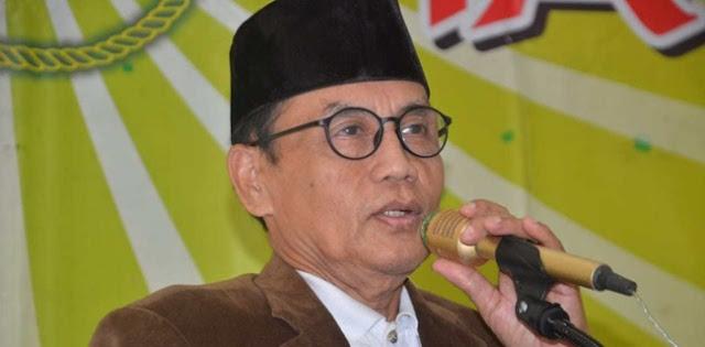 Anton Tabah: Dunia Pun Tahu Penyambutan HRS Oleh Jutaan Umat Aman, Kenapa Dipersoalkan?