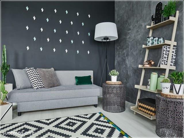 ديكورات شقق - ديكورات حوائط 1 | Apartments Decors - Wall Decorations 1