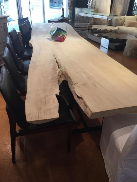 Live Edge Dining RoomTables