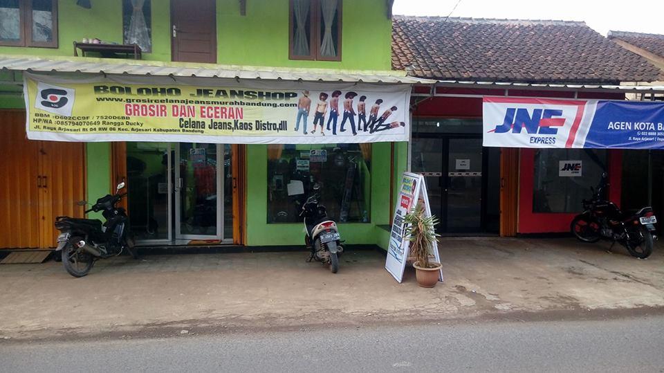 Alamat grosir  jeans di Pekanbaru