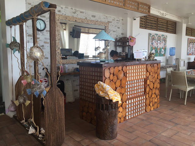 Oslob Whale Shark Resort Hotel Tour | Emari Pimentel