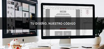 Servicios diseño web conversión