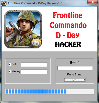 Frontline Commando: D-Day Cheats For iOS & Android NO SURVEY