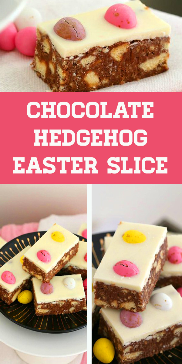 Easy Easter Biscuits Chocolate: An easy, festive, no-bake Easter dessert. Simple, quick and easy dessert treats is perfect idea for Easter, Spring and Mother's Day!  #easter #desserts #dessertfoodrecipes #dessertrecipes #holiday #party #food #recipes #easterdessert #chocolate #nobake #biscuits #spring #mothersday