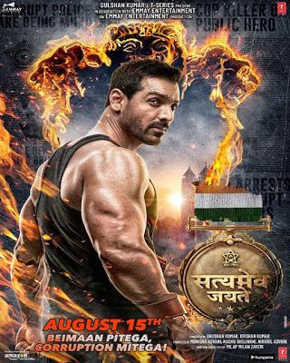 Satyameva Jayate (2018) Hindi Full Movie Download | Bollywood Movie