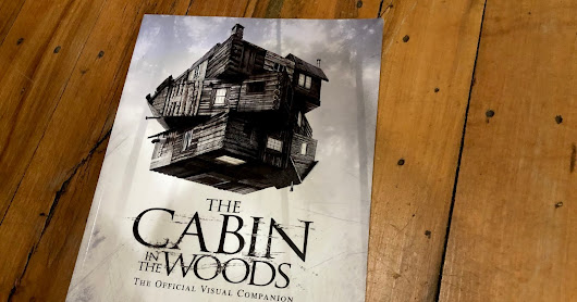 [Book Review] The Cabin in the Woods: The Official Visual Companion