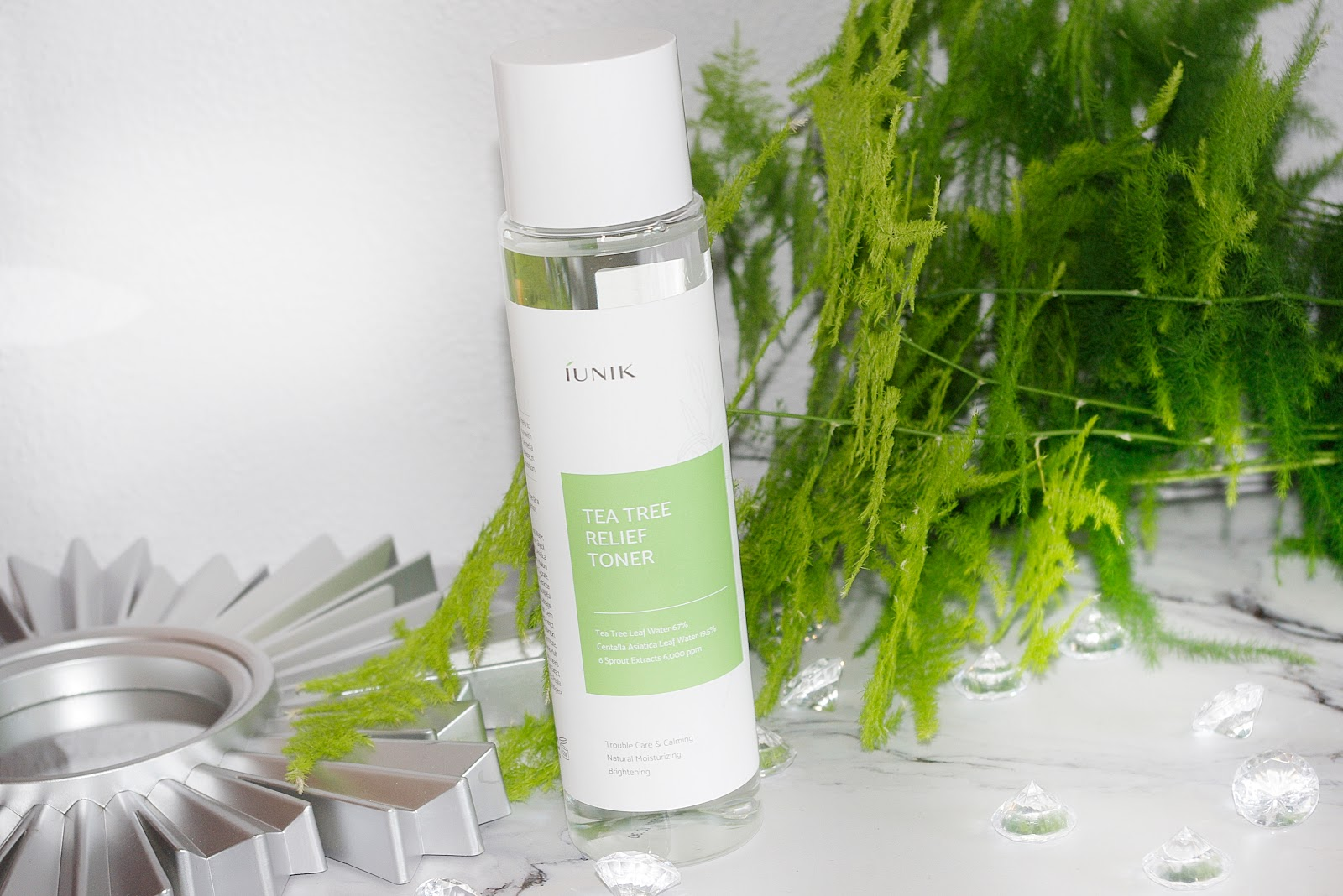 iUNIK Tea Tree Relief Toner