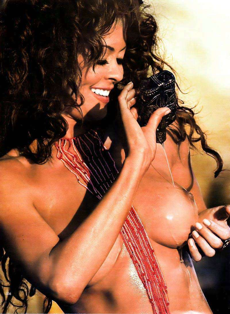 Brooke Burke Nude Photo Shoot Pictures  Beauty Full Body -2900