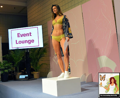 Mey lingerie and Pajamas featured in the Event Lounge Fashion Show at CURVEXPO CURVE NEW YORK