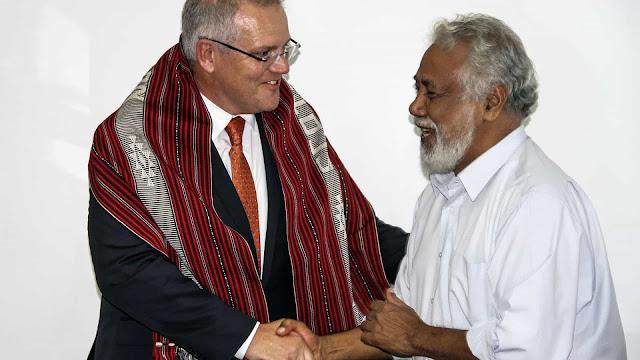 Conciliação fronteiriça entre Timor-Leste e Austrália pode ser exemplo