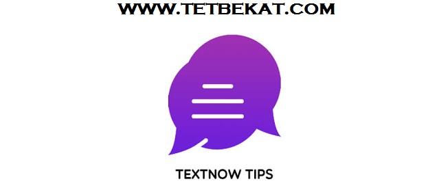 تحميل TextNow – free text   calls PREMIUM