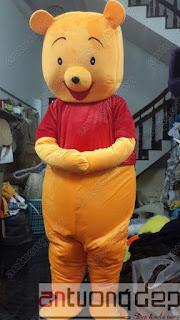 may mascot tại hcm