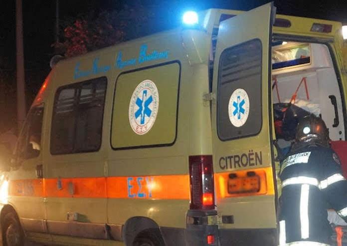 Νέο τροχαίο ατύχημα με μία νεαρή σοβαρά τραυματία στην οδό Βόλου