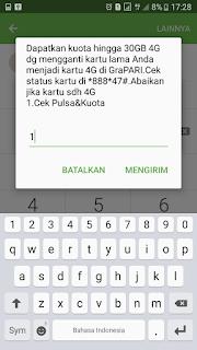 Dial Up Telkomsel