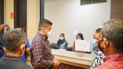 RESMI, Bekas Hotel Soechi Medan Jadi Lokasi Isolasi Pasien Covid-19