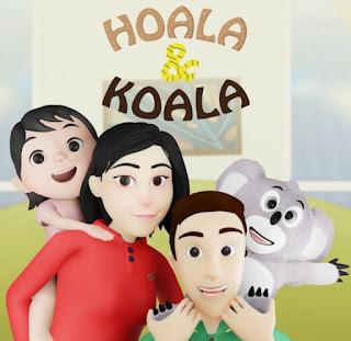 Bernyanyi Bersama Hoala Koala